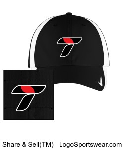 Fun Irwin Logo T Cap with Adjustable Back Design Zoom